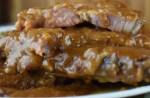 Old-Fashioned Ham Steak features a ham steak glaze in just 12 minutes.