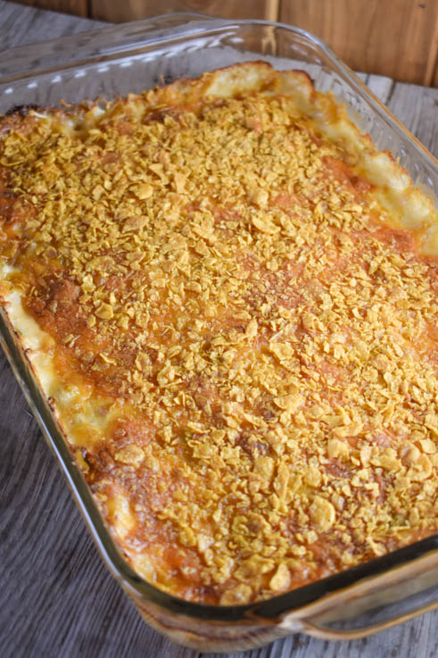 Cheesy Cabbage Casserole Weekend Potluck Recipe - Family Fresh Meals