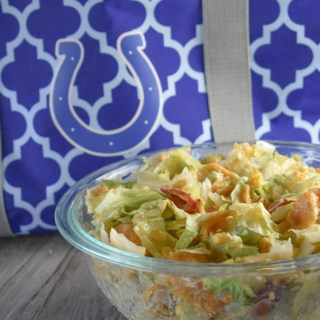 Cheesy Frito Salad