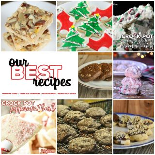 Our Best Recipe Series features 9 Christmas Treat Recipes from some of our favorite blogging buddies.
