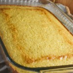 Maryann's Sweet Cornbread is quick to put together and a perfect side dish to go with your favorite chili or soup.