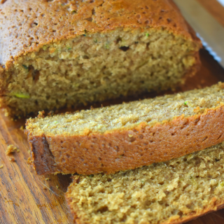 Classic Zucchini Bread is just what the names implies. Perfect, moist, cinnamon-flavor, the best ever zucchini bread.