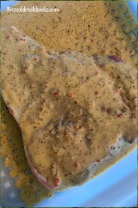 We have the easiest 3 Ingredient Steak Marinade for you, and we are betting you already have the ingredients on hand - ground black pepper, bottled Italian dressing, and Dijon mustard. Your steak will be tender and flavorful every single time.