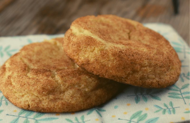 Classic Snickerdoodle Cookies are a soft sugar cookie which a crispy cinnamon-sugar coating. These old-fashioned cookies are simple to make and will please any crowd---young or old.