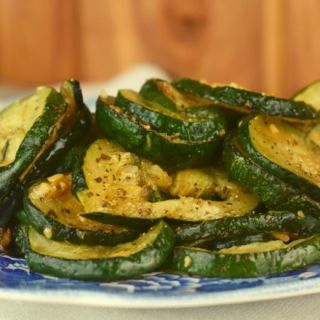 With six simple ingredients and a large skillet, you can make Stir Fried Italian Zucchini, the perfect side dish for almost any dinner.