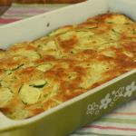 Parmesan Zucchini Squares are a cheesy herb quick bread that can be served as an appetizer or a side dish for any meal. Using Bisquick baking mix, these come together in a cinch and make enough to serve a crowd.