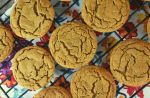 Old Fashioned Cinnamon Snaps are a molasses cookie that's big on flavor. The combination of butter and Crisco gives a perfectly soft interior and slightly crisp exterior.