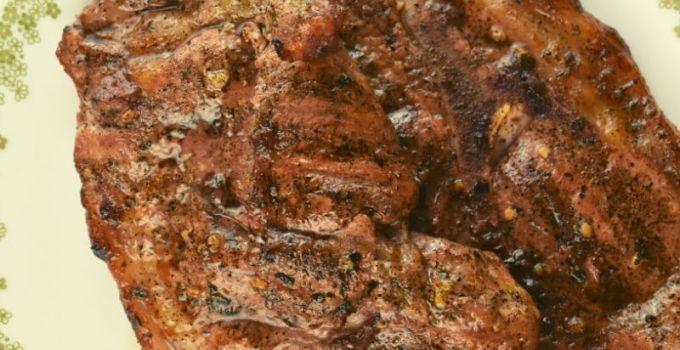 Overnight Pork Marinade