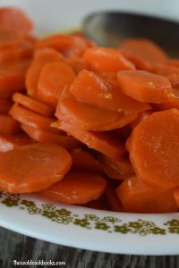 Lemon Carrots are my favorite stove top carrot recipe. With a few simple ingredients and a saucepan, you will a simple, fast side dish to pair with almost any dinner option.