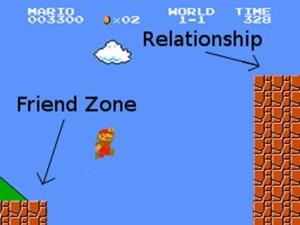 Friend Zone Mario