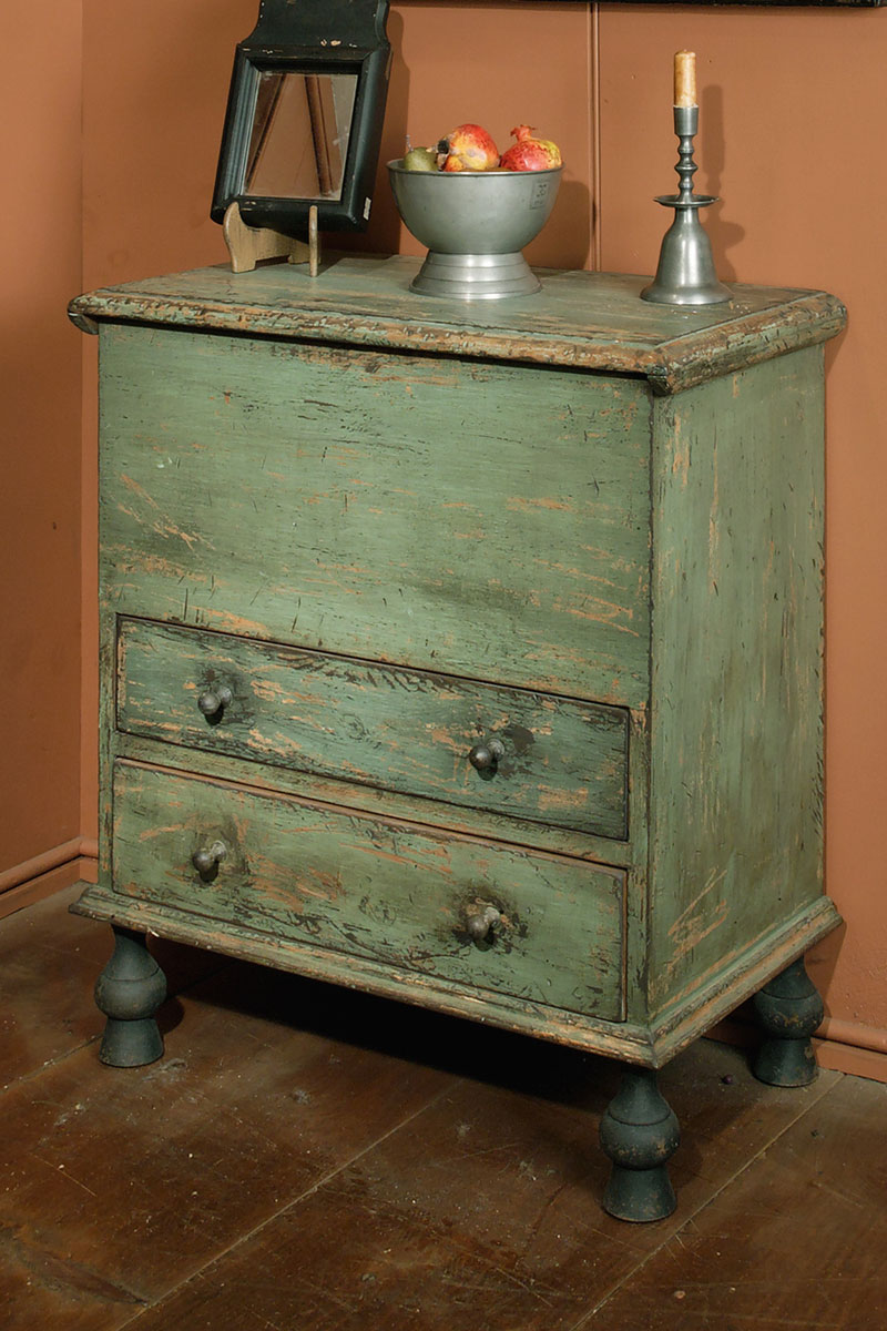Two Drawer Blanket Chest Alex Pifer S The Seraph