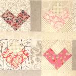 Made a few heart blocks for heart day Maybe byhellip