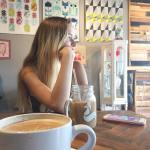Having coffee with my girl at The Clever Cup withhellip