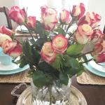Its pretty tough to tell these are 10 roses fromhellip
