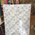 We wrapped up the Beginning Quilting series today at themodernsewisthellip