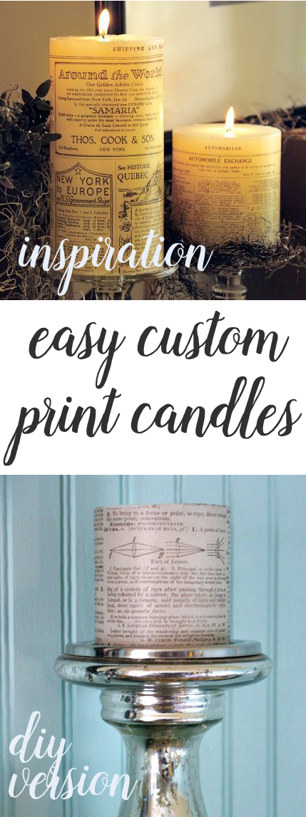 Print Candles An Easy Craft Project To Make In Minutes