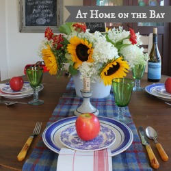 At Home on the Bay - Falling for Vintage