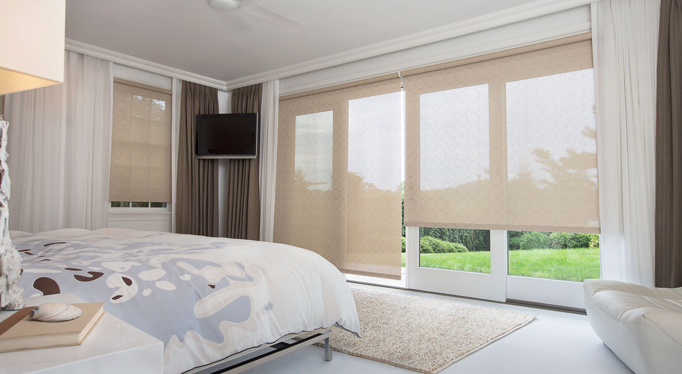 Window Treatments For Sliding Glass Patio Doors The