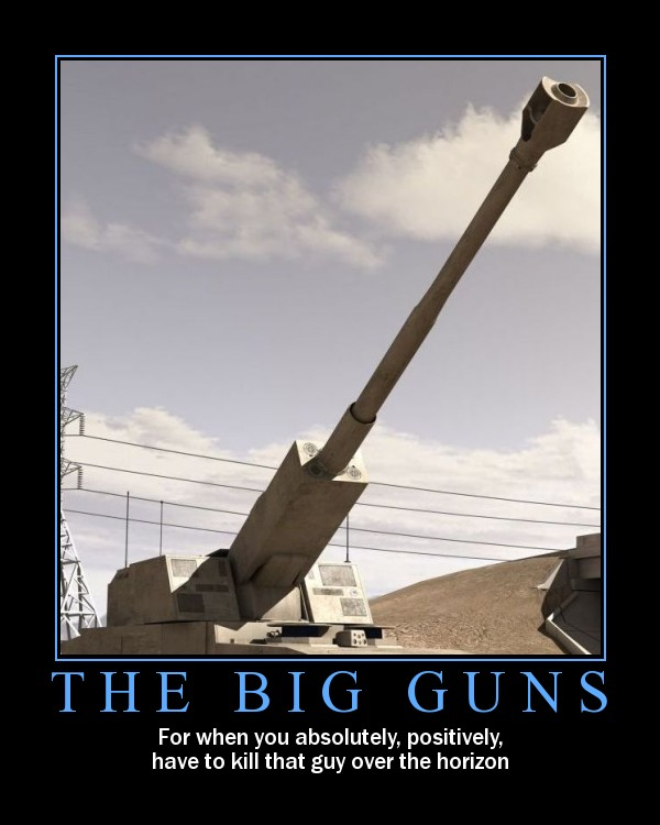 Image result for funny big gun quotes