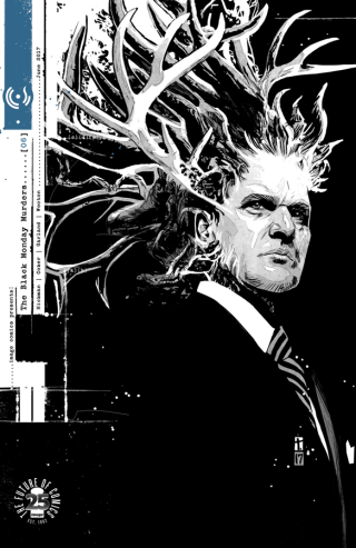 Tomm Coker - Black Monday Murders Issue 6