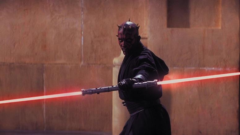 Star Wars The Phantom Menace Darth Maul
