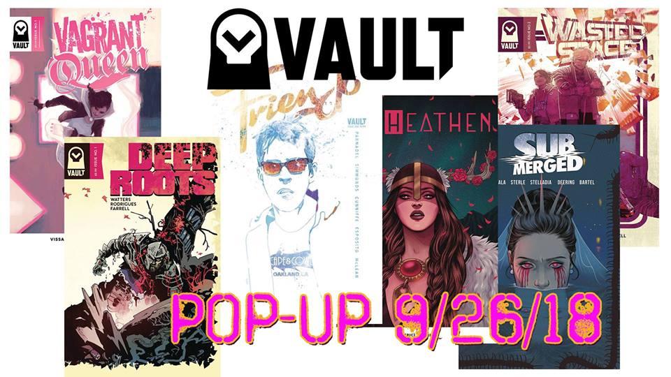 Vault Popup