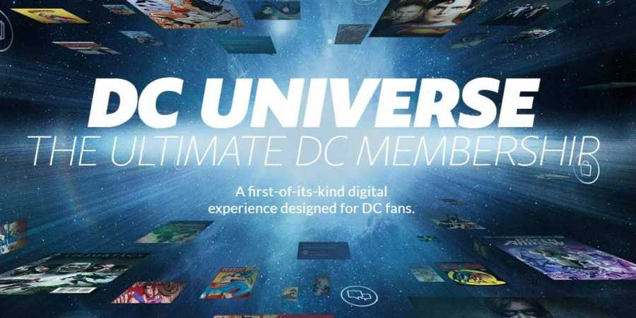 DC Universe subscription
