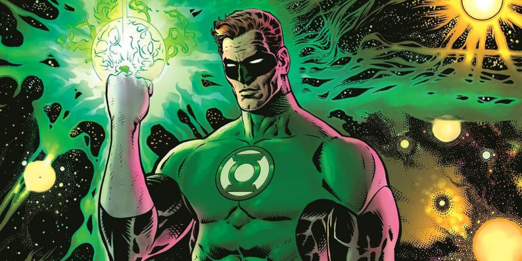 Grant Morrison and Liam Sharp on The Green Lantern