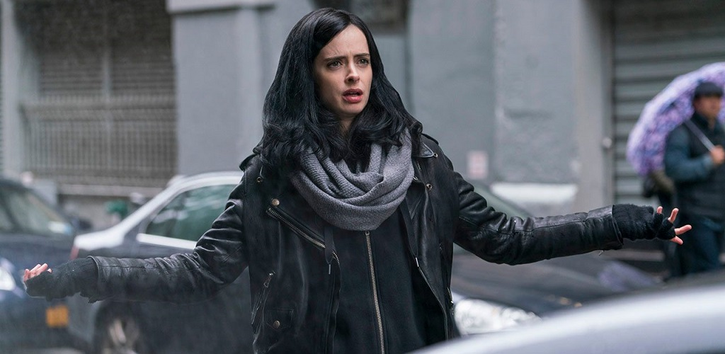 Comic Books Shows: Jessica Jones
