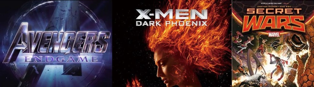 Avengers Endgame plus Dark Phoenix equals Secret Wars film