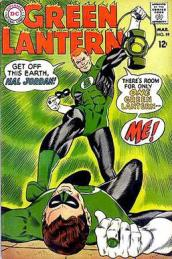 Green Lantern 59: Guy Gardner 1st Appearance