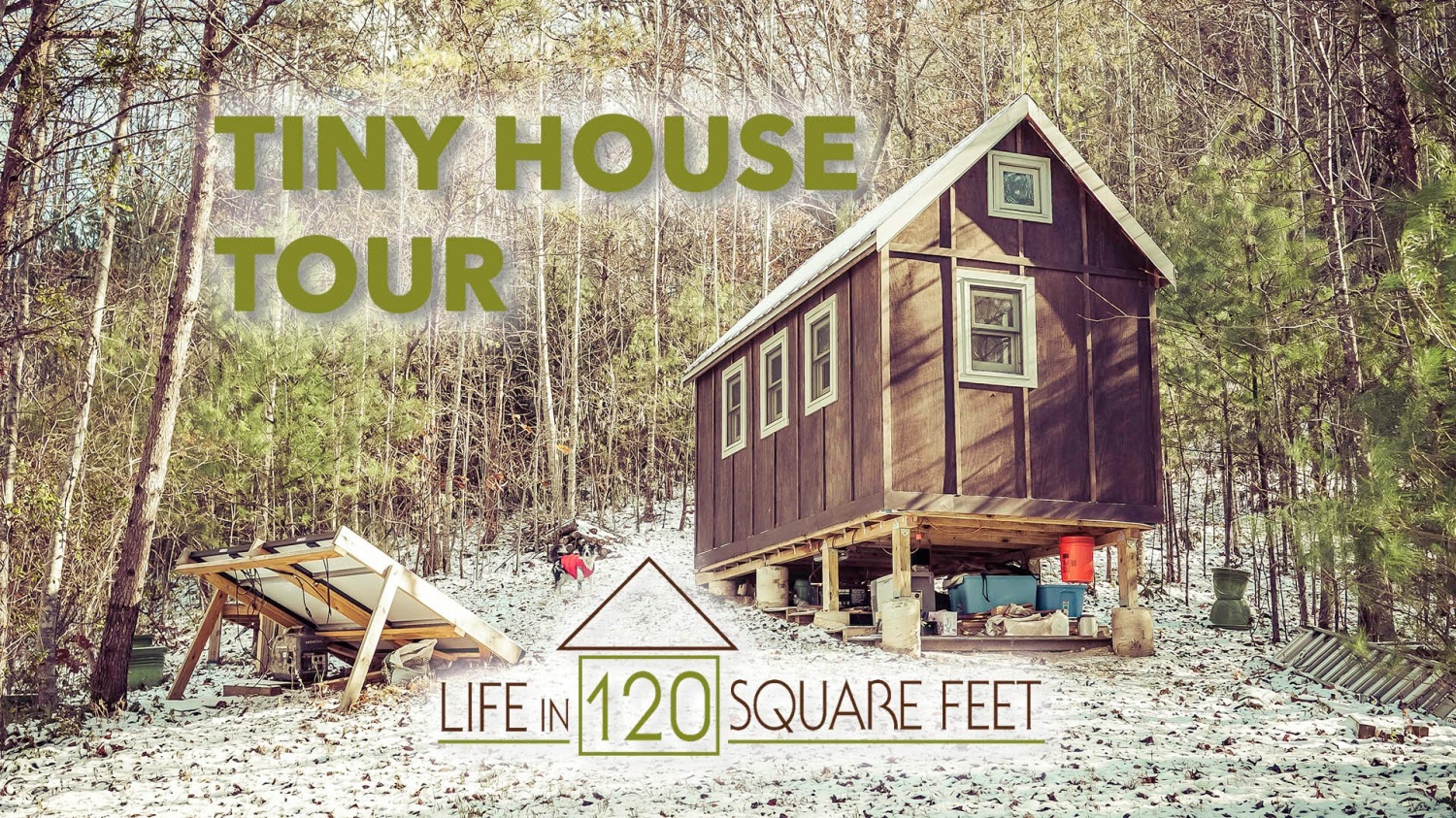 Laura Amp Matts 120 Sq Ft Tiny House In Asheville NC The Shelter Blog