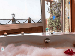 Luxury Bath at Sultan Gardens in Sharm El Sheikh