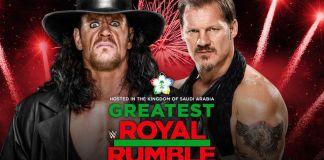 jericho vs undertaker casket match