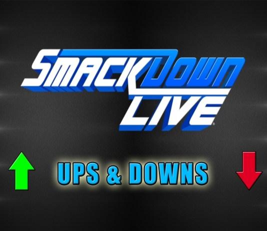 SmackDown Ups&Downs 17-09-2019 - Ups&Downs