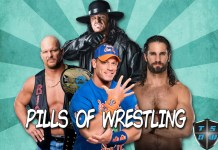 Pills Of Wrestling