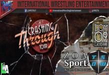 IWE | Crashing Through Review
