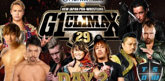 Report G1 Climax 29 13-07-2019 | Day 2