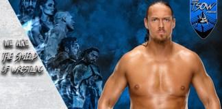 Big Cass ha aggredito - Ex-WWE