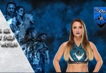 Tenille Dashwood ha affrontato - wrestler italiana