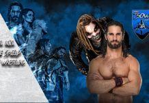 Seth Rollins vs Bray Wyatt