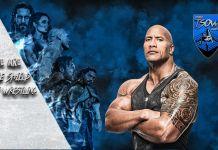 The Rock a UFC 244