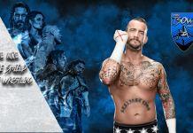 CM Punk WWE Backstage