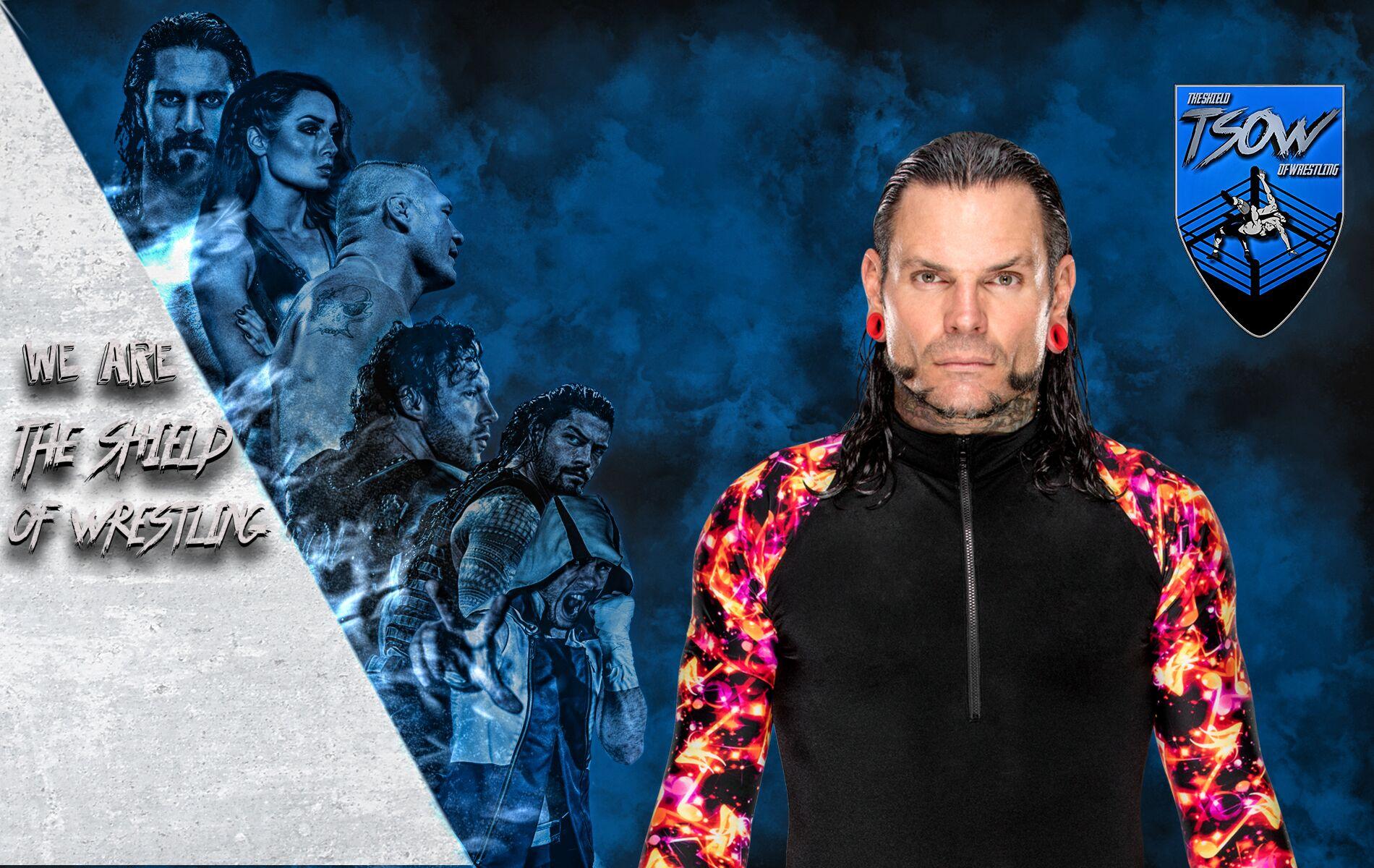 Jeff Hardy - Ritorno
