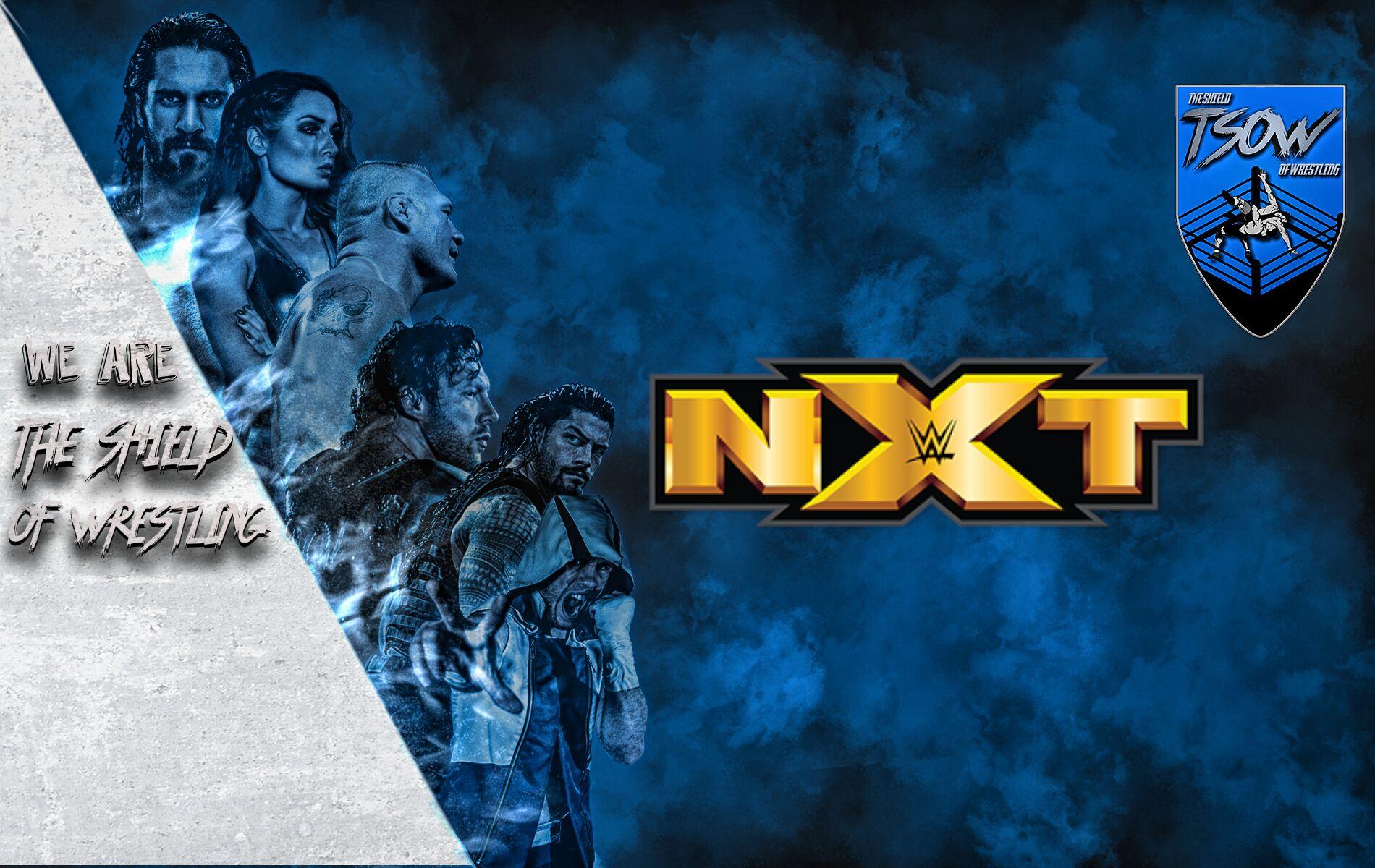NXT - Invasione di NXT
