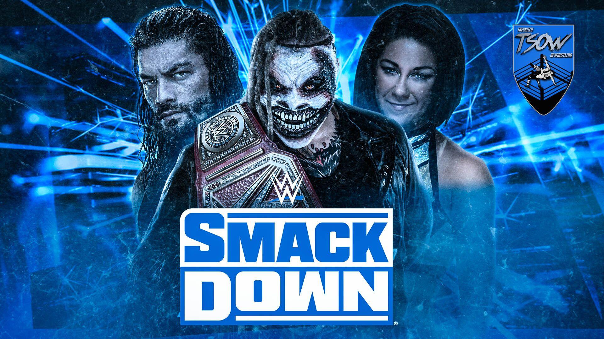 SmackDown 08-11-2019 Report
