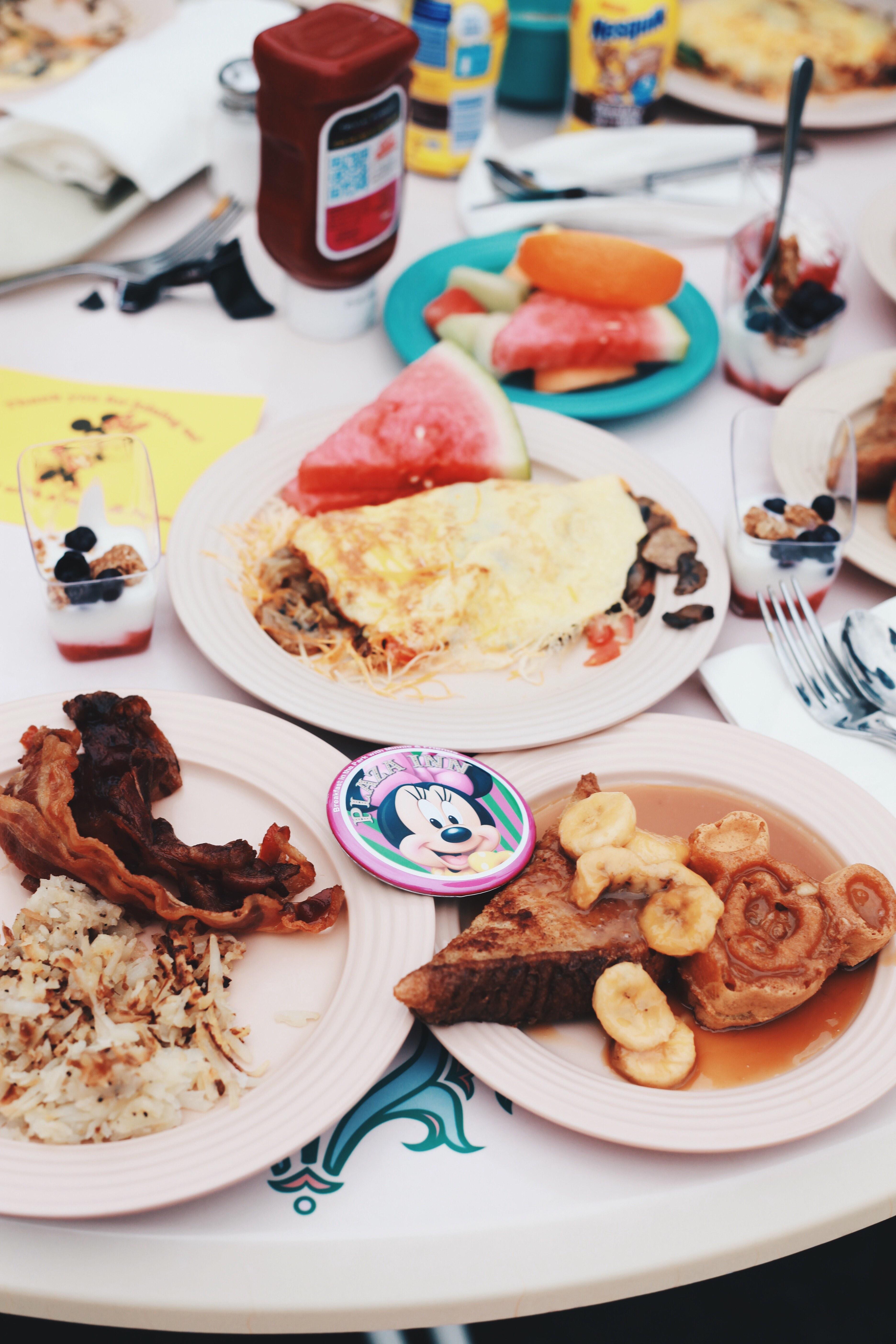 My Favorite Foods At Disneyland