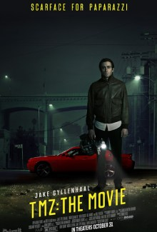 The Shiznit's honest poster for Oscar nominee Nightcrawler