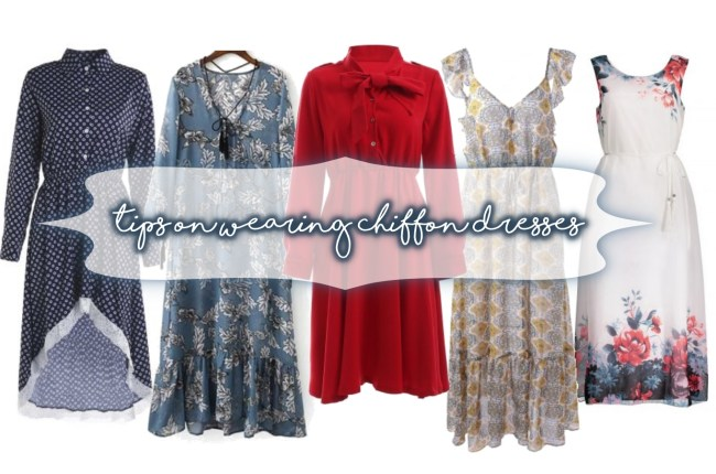 tips-on-how-to-wear-chiffon-dresses