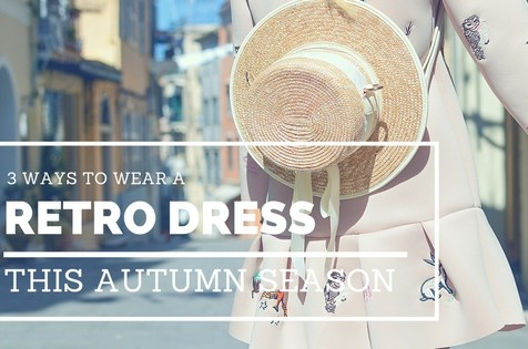 3-ways-to-wear-a-retro-dress-autum-fall-style-inspired